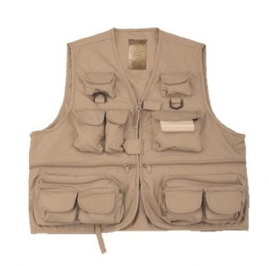Master Sportsman Adult 26 Pocket Fishing Vest