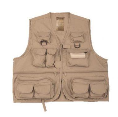 Master Sportsman Adult 26 Pocket Fishing Vest
