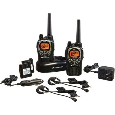 Two Way Radio 50 Channel GMRS by Midland