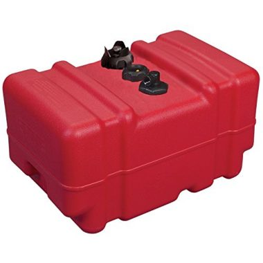 Moeller High Profile Portable Boat Fuel Tank
