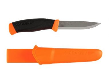 Companion Fixed Blade Outdoor Knife by Morakniv