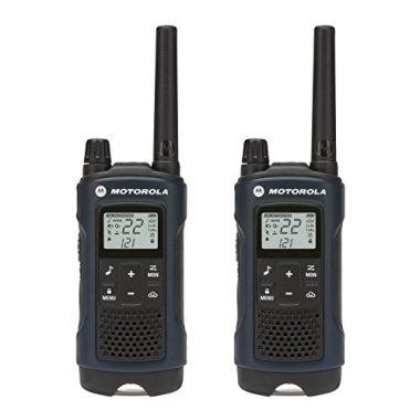 Talkabout T460 Rechargeable Two-Way Radio Pair by Motorola