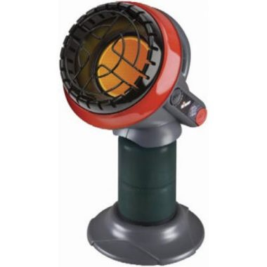 Mr. Heater Little Buddy 3800-BTU Indoor Safe Propane Heater