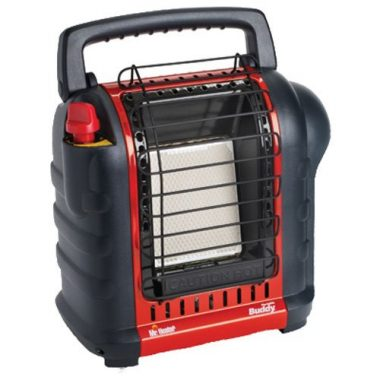 Mr. Heater Buddy Portable Propane Radiant Ice Fishing Heater