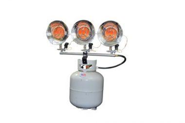 Mr. Heater MH45T Triple Tank Top Heater