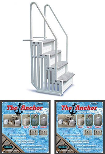 Confer InPool Step & Ladder