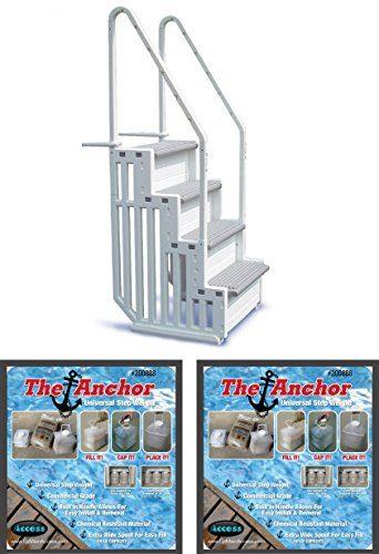 Confer InPool Step & Ladder