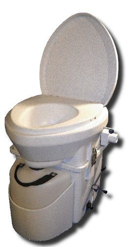 Self Contained Composting Toilet by Nature's Head