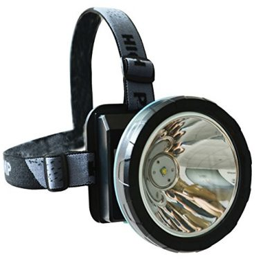 Lie Wang Rechargeable LED Headlamp By Odear