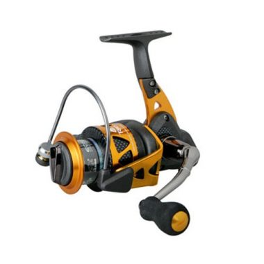 Okuma Trio High Speed Spinning Reel For Bass