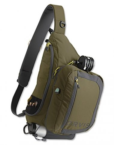 Orvis Safe Passage Guide Fly Fishing Sling Pack