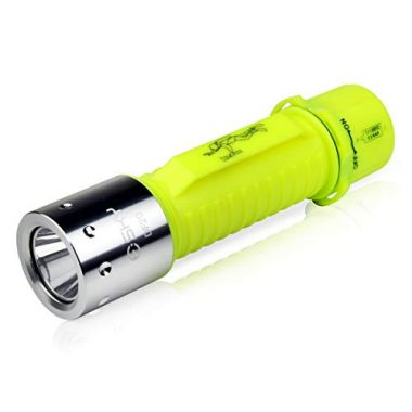 OxyLED 1100 Lumen Diving Flashlight