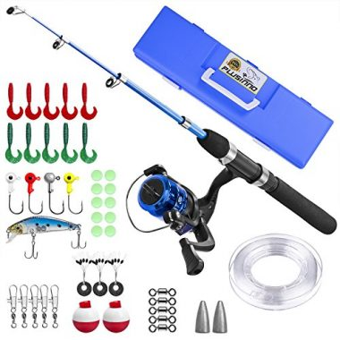 10 Best Kids Fishing Poles In 2019 Buying Guide Globo Surf