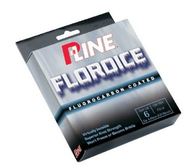 P-Line Floroice Clear Ice Fishing Line
