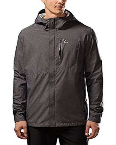 Paradox Men's Breathable Waterproof Jacket