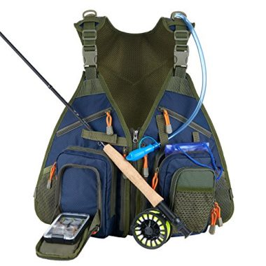 Piscifun Fishing Vest Backpack