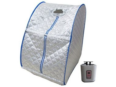 Portable Therapeutic Steam Sauna by Fit for Good