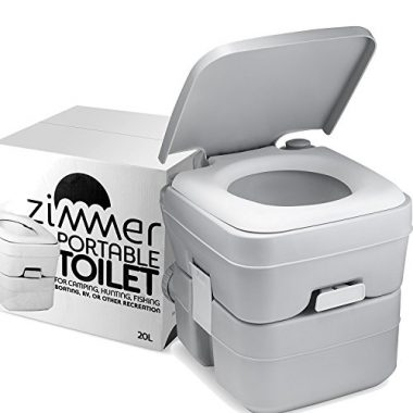 ZIMMER Detachable Tanks Marine Toilet