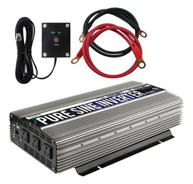 2000W Pure Sine Wave Power Inverter PS1003 by Power TechON