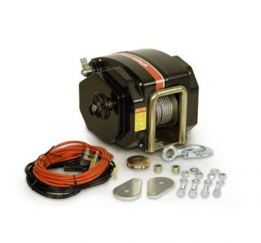 Powerwinch 912 (40′ x 7/32″ cable) Boat Trailer Winch