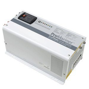 True Power 2000PS Inverter/Charger – 2,000 Watt True Sine Wave Inverter 02012 by ProMariner