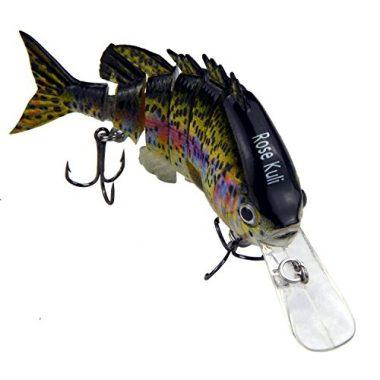 ROSE KULI Fishing Bass Lures