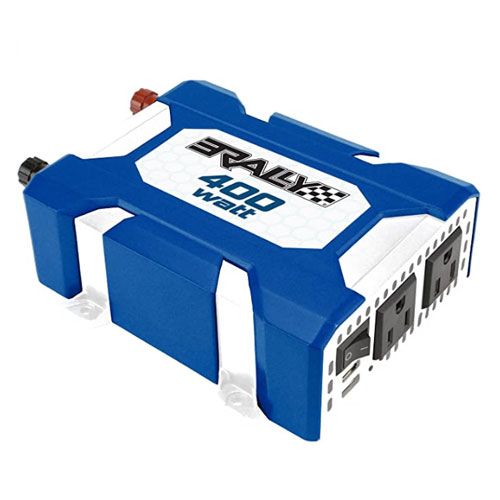 Rally Marine Grade 400W USB Charging Port Marine Power Inverter