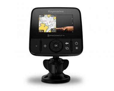 Dragonfly Pro CHIRP Fish Finder By Raymarine