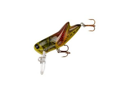 Rebel Lures Crickhopper Fishing Trout Lure