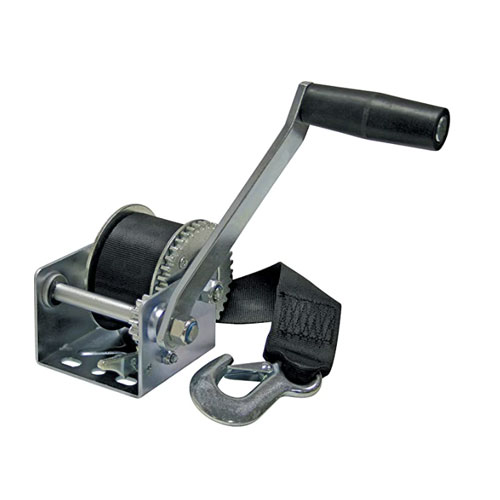 Reese Powersports 600lbs Boat Trailer Winch