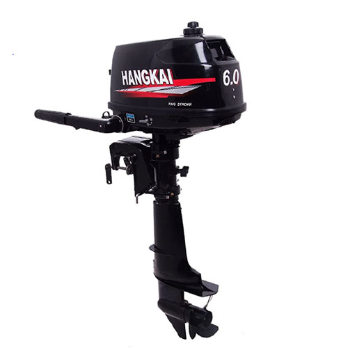 Sea Dog Water Sports 6HP 2 Stroke Outboard Motor
