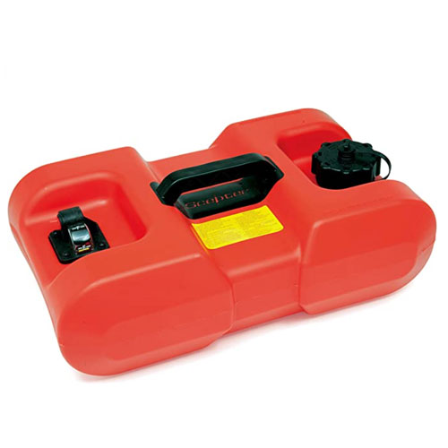 Scepter 6 Gallon Under Seat Boat Fuel Tank