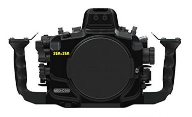 MDX-D500 Housing For Nikon D500 Camera by Sea&Sea