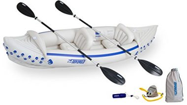 Sea Eagle 330 Inflatable Fishing Kayak