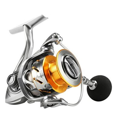 SeaKnight Rapid Saltwater Spinning Surf Fishing Reel