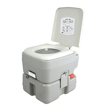 SereneLife Portable Potty Seat Marine Toilet