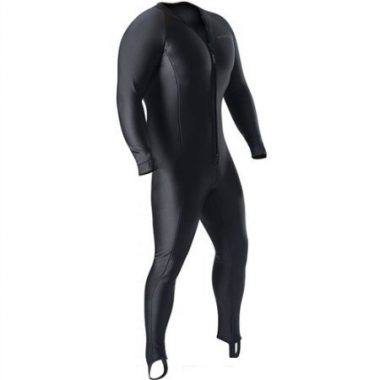 Men's Chillproof Undergarment With Front Zip by Sharkskin