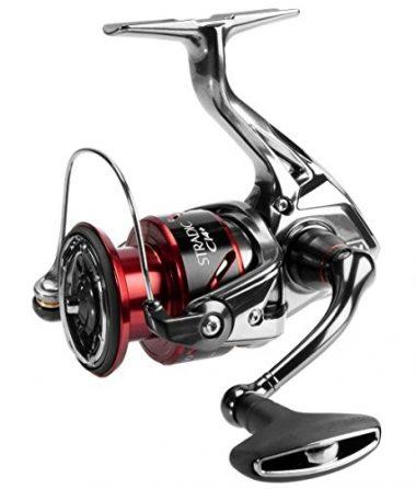 SHIMANO STRADIC CI4B Front Drag, Freshwater Spinning Fishing Reel