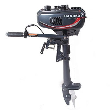 8 Best Outboard Motors in 2019 [Buying Guide] Reviews