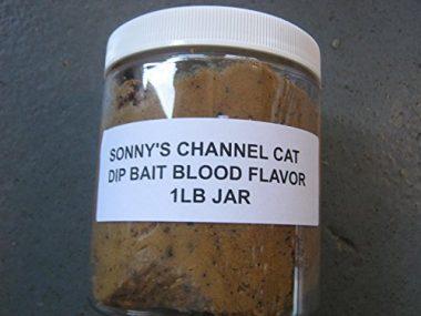 Sonny's Channel Cat Dip Blood Catfish Bait