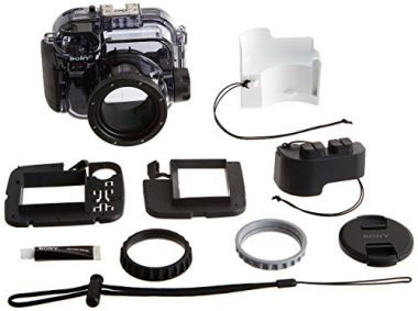 Sony RX100 Underwater Housing by Sony