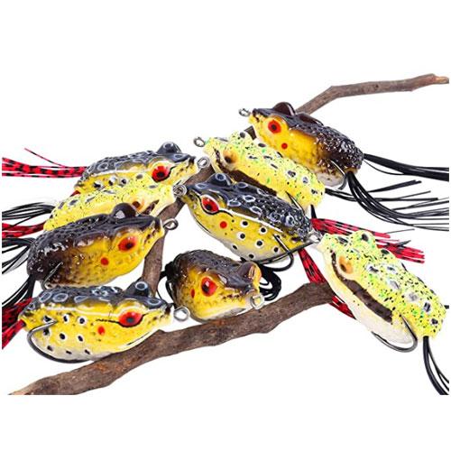 Sougayilang Hollow Frog Fishing Bass Lure