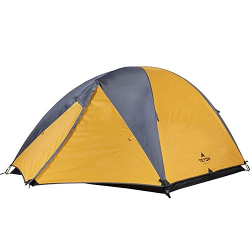 Teton Sports Mountain Ultra 1-4 Person Waterproof Tent