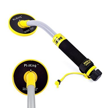 TTLIFE Pulse Induction 750 PinPointer 30M Fully Underwater Metal Detector