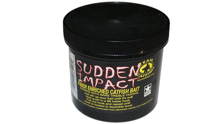 Team Catfish Sudden Impact Catfish Bait