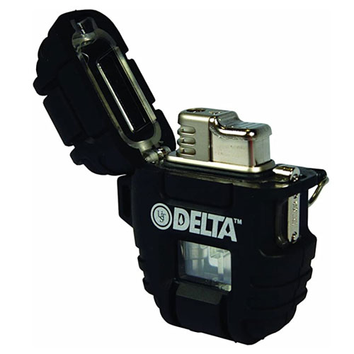 UST Delta Stormproof Survival Lighter