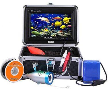 Anysun Underwater Fish Finder Professional Fishing Video Camera