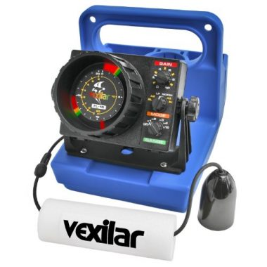 Vexilar GP1812 FL-18 Genz Pack 12 Degree Ice Fishing Flasher