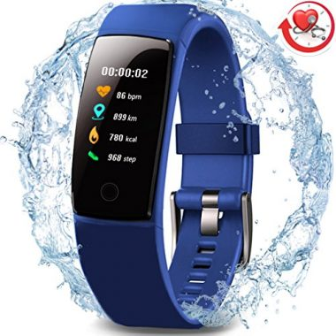 MorePro Health Waterproof Fitness Tracker