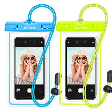Waterproof Phone Pouch By Ace Teah